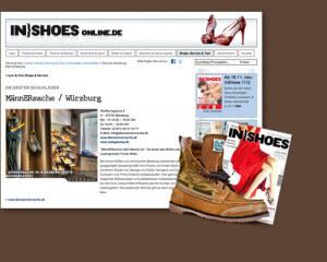 inshoes Screenshot